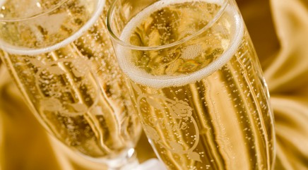Champagne may have unexpected health benefits