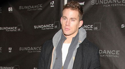 Channing Tatum talks love on set