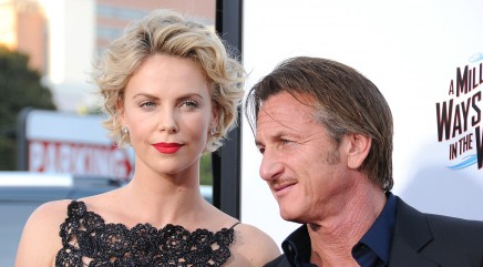 Are Charlize and Sean engaged?