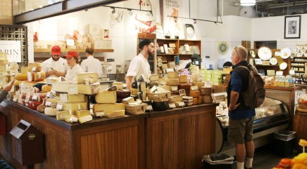 Lucky mistake that shot this cheese shop to fame