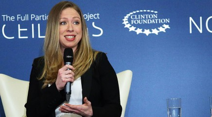 Chelsea Clinton on how to handle critics