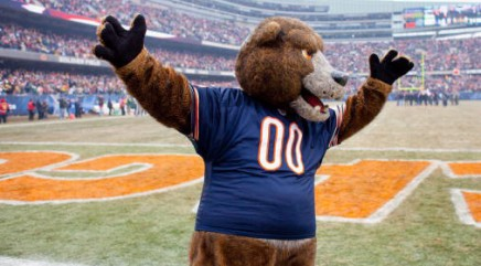 Chicago Bears' amazing good deed