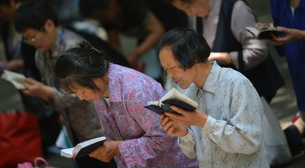 Christians struggle with inequality in China