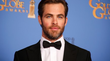 Legendary singer stunned Chris Pine with duet request