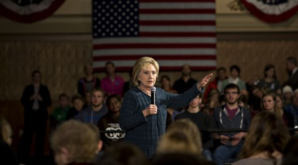 Here's what Hillary Clinton would say to a Bernie Sanders supporter
