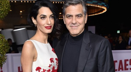 George Clooney reveals he was repeatedly slapped by an actor you definitely know