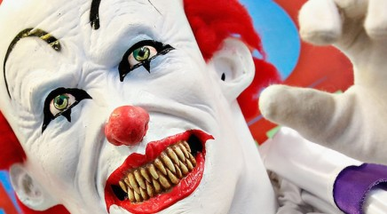 Clown prank is too scary to be funny