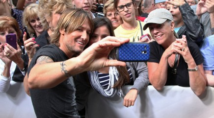 Keith Urban reveals his craziest fan encounter