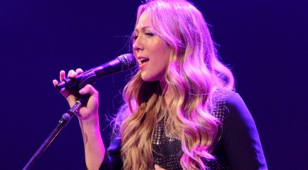 Colbie Caillat: 'Live It Up'