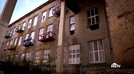 Man converts abandoned Cold War factory into gorgeous housing