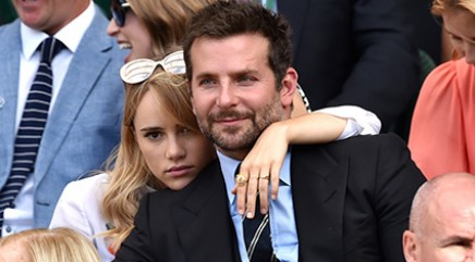 Is Bradley Cooper engaged to Suki Waterhouse?