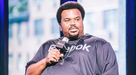 Comedian Craig Robinson dishes on his 'Morris from America' role