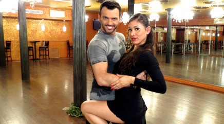 'DWTS' pro's formula for toned legs