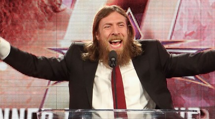 Daniel Bryan's major announcement