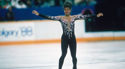 Former Olympian Debi Thomas talks about life after fame