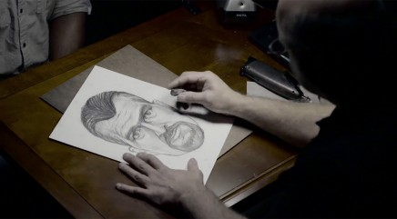 Forensic sketch artist draws famous movie criminals -- do you recognize the results?