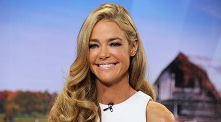 Denise Richards kicked out of her home