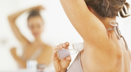Experts reveal dangers of deodorant
