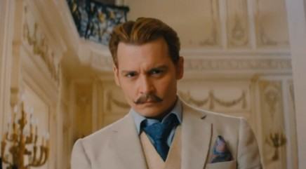 Johnny Depp's 'Mortdecai' Trailer
