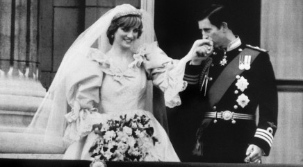 TDIH: Prince Charles marries Lady Diana Spencer