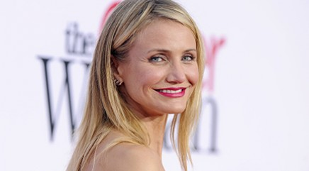 Love is in the air for Cameron Diaz
