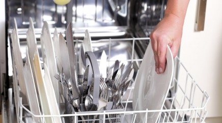 What really happens inside a dishwasher