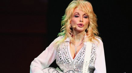 Dolly Parton isn't slowing down