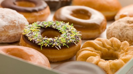 The most popular doughnut in America is ...