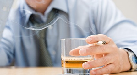 The long-term effects of heavy drinking