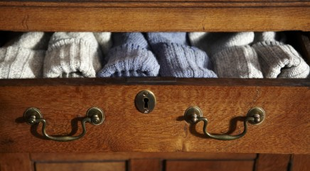 Common household item can help make sure old drawers never get stuck again