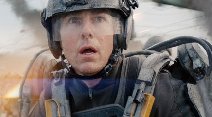 Cruise rules action again in 'Edge of Tomorrow'
