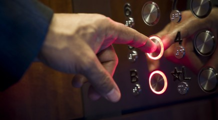 Does the 'door close' button on elevators actually work?