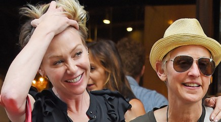 Marriage update on Ellen and Portia