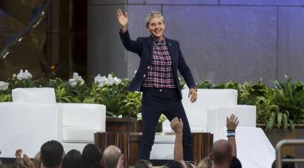 Ellen DeGeneres pulls a clever new prank on Matt Lauer