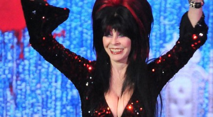 Elvira reveals how Elvis changed her life