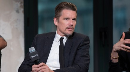 Ethan Hawke discusses the exciting dynamic of working with female filmmakers