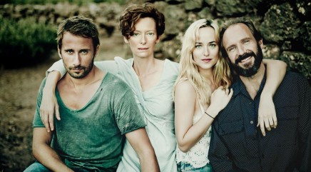 Get a sneak peek at highly-anticipated new film 'A Bigger Splash'