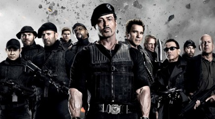 Neal Brennan reviews the 'Expendables 3' trailer