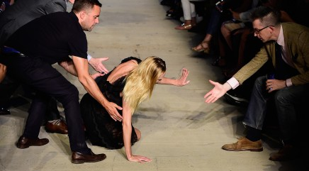 Unforgettable runway fails will make you cringe