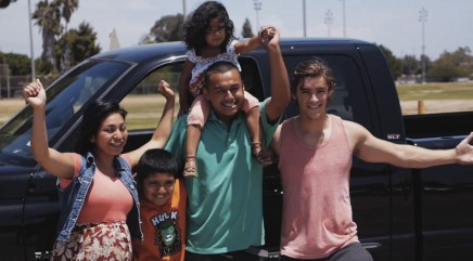 Star gives LA family the surprise of a lifetime