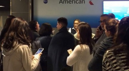 Mom's epic airport meltdown has everyone talking