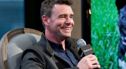 How Scott Foley's 5-year-old daughter feels about her dad's 'Scandal' character