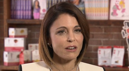 Bethenny Frankel scoffs at the idea of going out for dinner to celebrate divorce