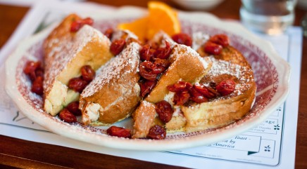 How to make Emeril Lagasse's delicious sweet bread french toast