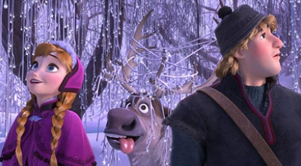 'Frozen' isn't going away anytime soon