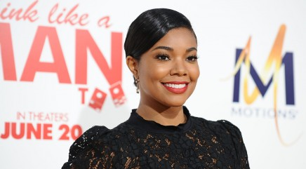Gabrielle Union shares beauty tip