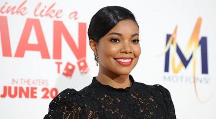 Gabrielle Union shares beauty tip