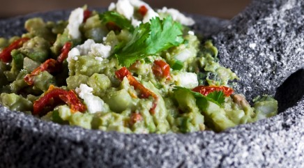 Zesty guacamole for the Memorial Day cookout