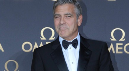 Clooney: 'I'm marrying up'
