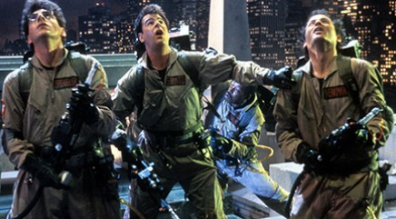 'Ghostbusters' celebrates 30 years